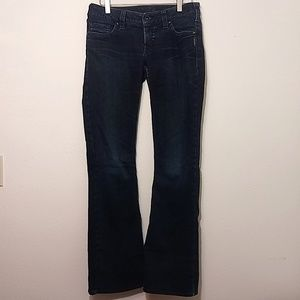 Silver Jeans | Dark Wash Pioneer Denim 29/33
